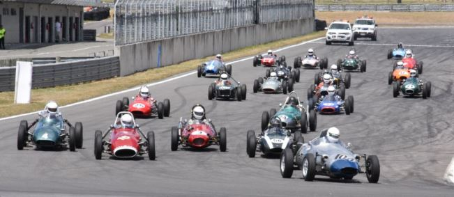 Historic racing in New Zealand